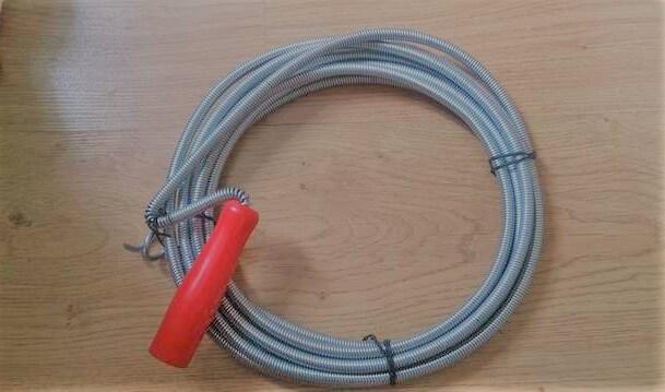 cable desatascador