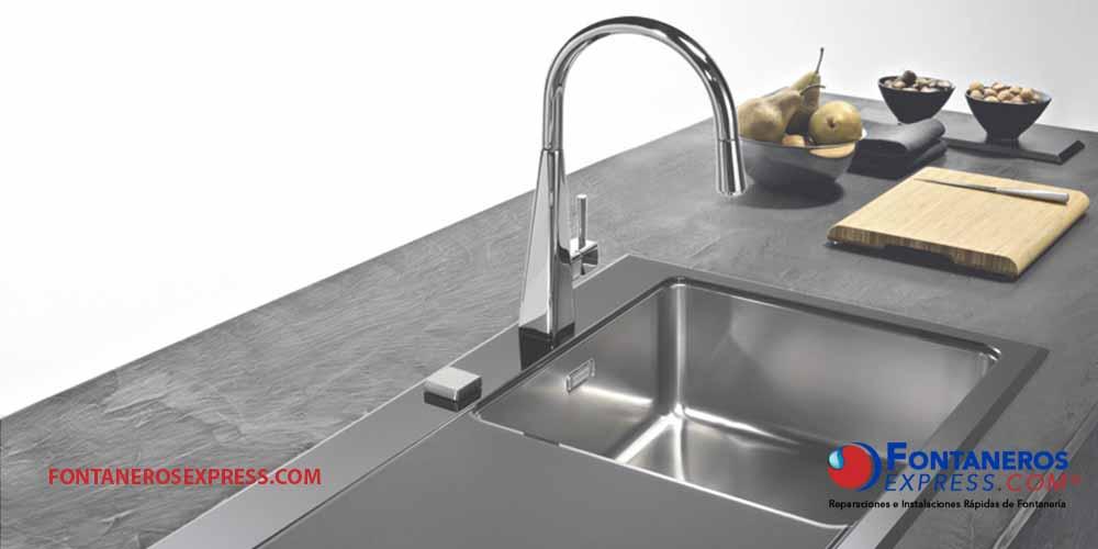 C mo desatascar el fregadero consejos de especialistas - Como desatascar el fregadero de la cocina ...