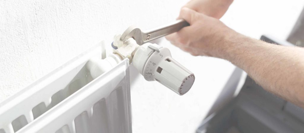 calefacción gas natural en casa