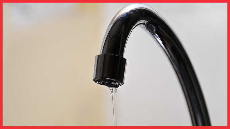 poca presión de agua
